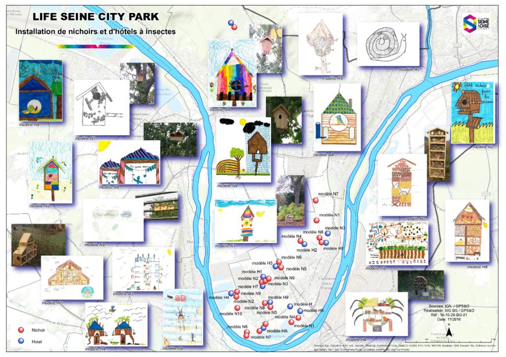 Seine City Park